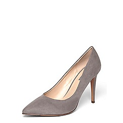 Dorothy Perkins - Grey 'emily' pointed court shoes