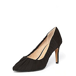 Dorothy Perkins - **Lily & Franc  black 'Josie' court shoes