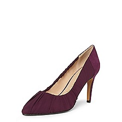 Dorothy Perkins - **Lily & Franc purple 'Josie' court shoes