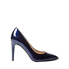 Dorothy Perkins - Navy emily high heel court shoes