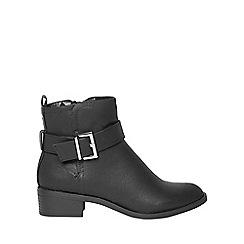 Dorothy Perkins - Black 'mina' ankle boots
