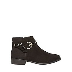 Dorothy Perkins - Black 'alfie' ankle boots