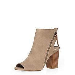 Dorothy Perkins - Stone leilani zip boots