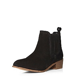 Dorothy Perkins - Black 'natalie' leather boots
