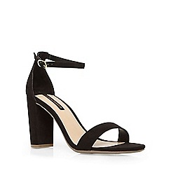Dorothy Perkins - Black 'carson' heeled sandals
