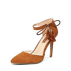 Dorothy Perkins - Tan 'georgie' 2 part courts