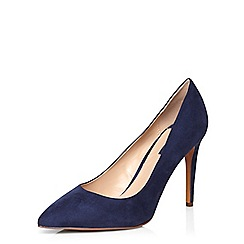 Dorothy Perkins - Navy emily pointed courts