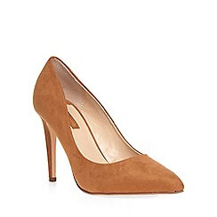 Dorothy Perkins - Tan emily high court shoes