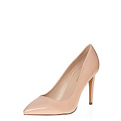 Dorothy Perkins - Nude emily pointed courts