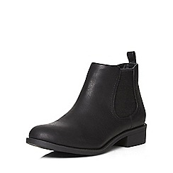 Dorothy Perkins - Black 'may' chelsea boots