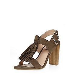 Dorothy Perkins - Kha susana tassel sandals