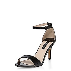 Dorothy Perkins - Black 'stacie' low sandals