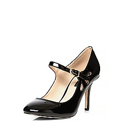 Dorothy Perkins - Black clemmy mary jane courts