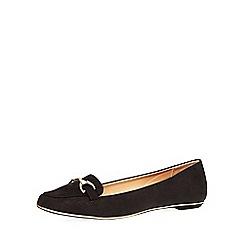 Dorothy Perkins - Black 'lofty' loafers