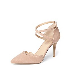 Dorothy Perkins - Rose 'genna' lazer cut courts
