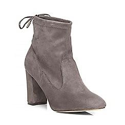 Dorothy Perkins - Grey 'alisa' unlined boots