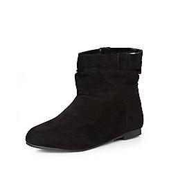 Dorothy Perkins - Black megan slouch boots
