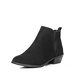 Dorothy Perkins - Black millie prarie boots