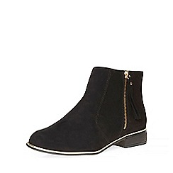 Dorothy Perkins - Black merci ankle boots