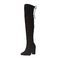 Dorothy Perkins - Black kassandra boots