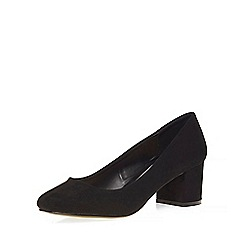 Dorothy Perkins - Black 'daze' ballerina courts