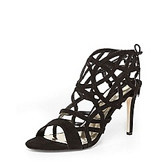 Dorothy Perkins - Black 'spartan' caged sandals