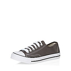Dorothy Perkins - Grey 'catsu' trainers