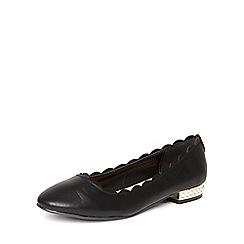 Dorothy Perkins - Black 'Heavenly' flat shoes