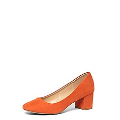 Dorothy Perkins - Online exclusive 'daze' orange courts