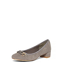 Dorothy Perkins - Grey 'dexter' chain courts