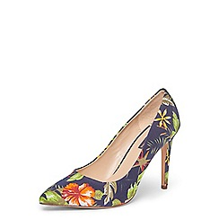 Dorothy Perkins - Floral 'emily' pointed courts