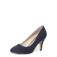 Dorothy Perkins - Navy 'claudia' workwear court
