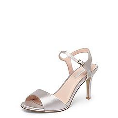 Dorothy Perkins - Showcase grey 'Senorita' sandals