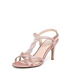 Dorothy Perkins - **Showcase pink 'Slinky' sandals
