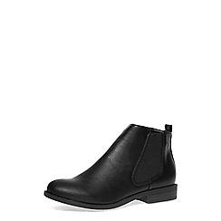 Dorothy Perkins - Black chelsea boots