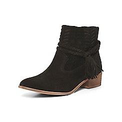 Dorothy Perkins - Black 'natasha' leather boots