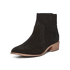 Dorothy Perkins - Black 'nikki'cutout ankle boots