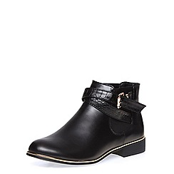 Dorothy Perkins - Black ankle boots