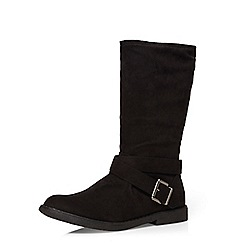 Dorothy Perkins - Black 'brighton' boots