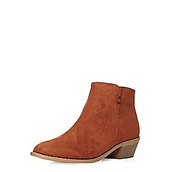 Dorothy Perkins - Ginger belle prairie ankle boots