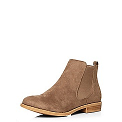 Dorothy Perkins - Brown bea chelsea boot
