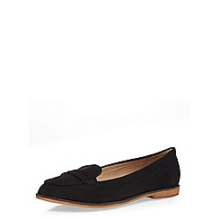 Dorothy Perkins - Black 'lucy' loafers