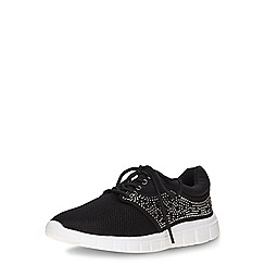 Dorothy Perkins - Black castiel trainers