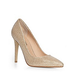 Dorothy Perkins - Champagne 'emie' high courts