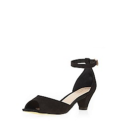 Dorothy Perkins - Black 'richmond' sandals