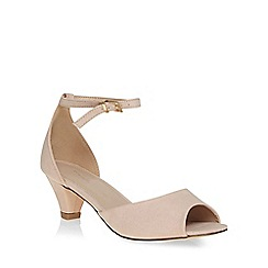 Dorothy Perkins - Nude 'richmond' sandals