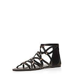 Dorothy Perkins - Black 'Sinita' sandals