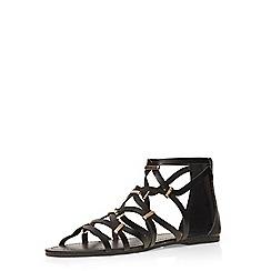 Dorothy Perkins - Black 'Sinita' sandals
