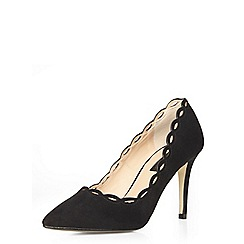 Dorothy Perkins - Black eve court shoes