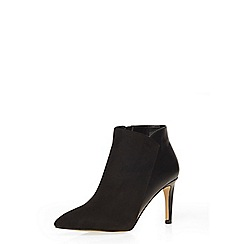 Dorothy Perkins - Black 'angelica' shoe boots